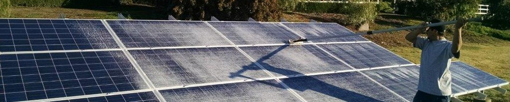 Sm Systems Polywater Solar Panel Wash
