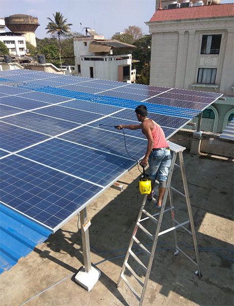 Polywater Solar Panel Wash Buy From Sm Systems